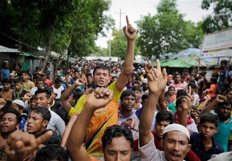 تصویر هشدار سازمان ملل نسبت به وقوع بحران جدید برای مسلمانان روهینگیا