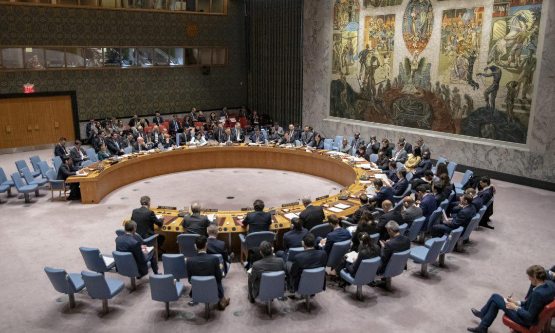 تصویر اعضای شورای امنیت خواستار اجرای آتش بس یمن شدند