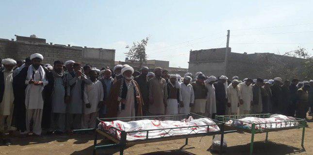 تصویر ادامه ترور شیعیان در پاکستان با 5 شهید و مجروح