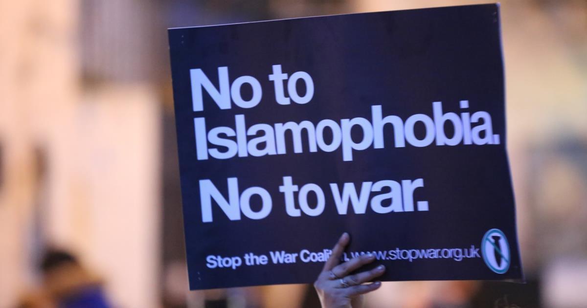 تصویر درخواست عفو بینالملل برای محاکمه رهبران اسلامستیز