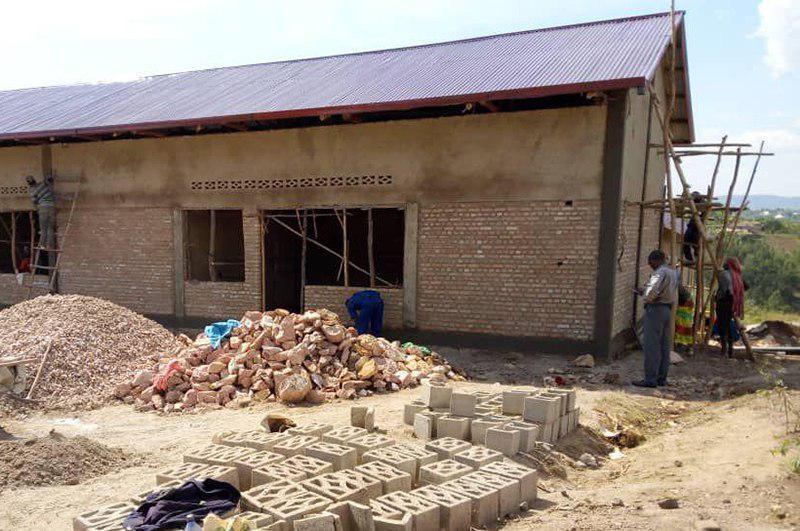 تصویر ساخت اولین مرکز اسلامی در پایتخت رواندا