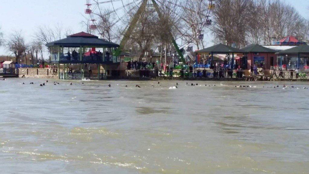 تصویر برکناری استاندار نینوا در پی غرق شدن قایق تفریحی در عراق