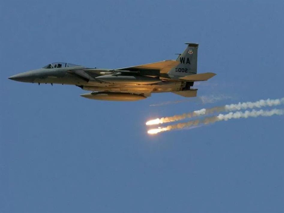 تصویر اذعان ائتلاف بینالمللی به کشتار 1257 غیرنظامی در عراق و سوریه