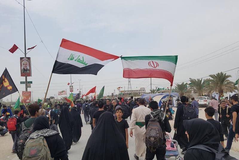 تصویر صدور بخشنامه مجانی شدن ویزای عراق و حذف عوارض سازمان گردشگری برای ایرانیان