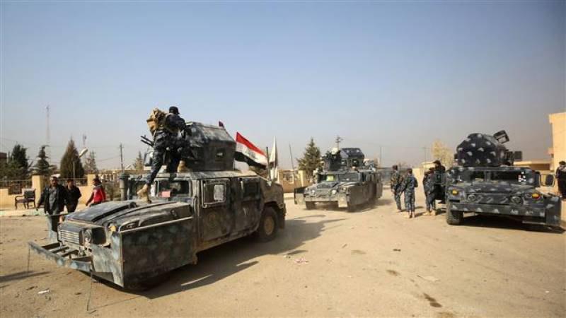تصویر هلاکت 4 تن از عناصر داعش در عراق