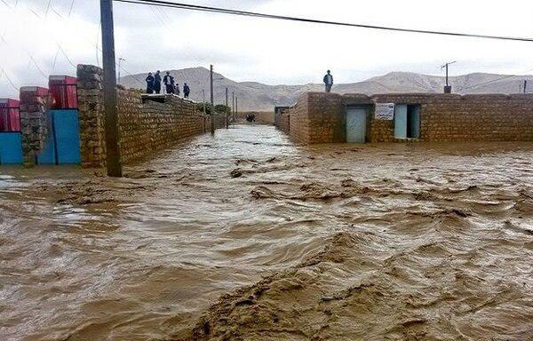 تصویر هشدار نسبت به وقوع سیلاب در 23ولایت کشور افغانستان