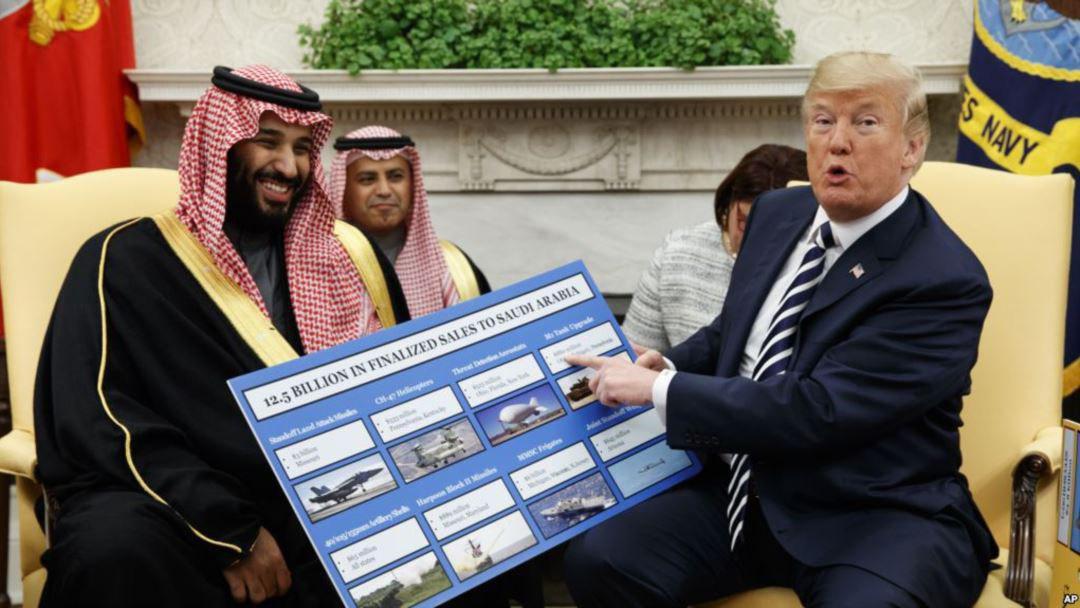 تصویر قطعنامه توقف حمایت آمریکا از ائتلاف سعودی در جنگ یمن  وتو شد