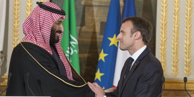 تصویر احضار وزیر دفاع فرانسه به سنا بدلیل ادامه فروش تسلیحات به عربستان