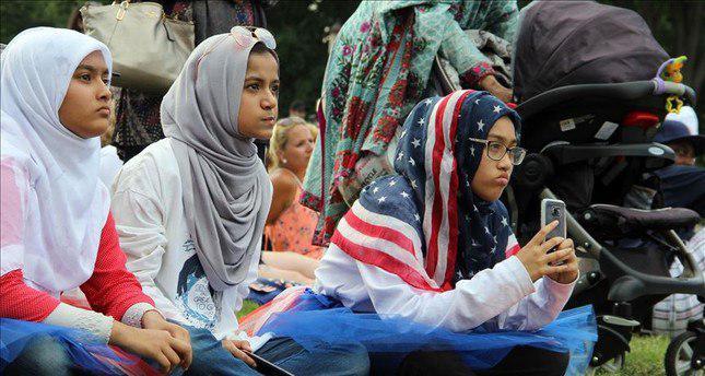 تصویر طبق نظر هشتاد درصد از آمریکایی ها؛ اسلام هراسی بیشترین تبعیض در آمریکا است