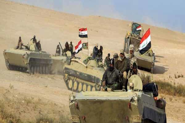 تصویر هلاکت و بازداشت تعدادی از عناصر داعش در عراق