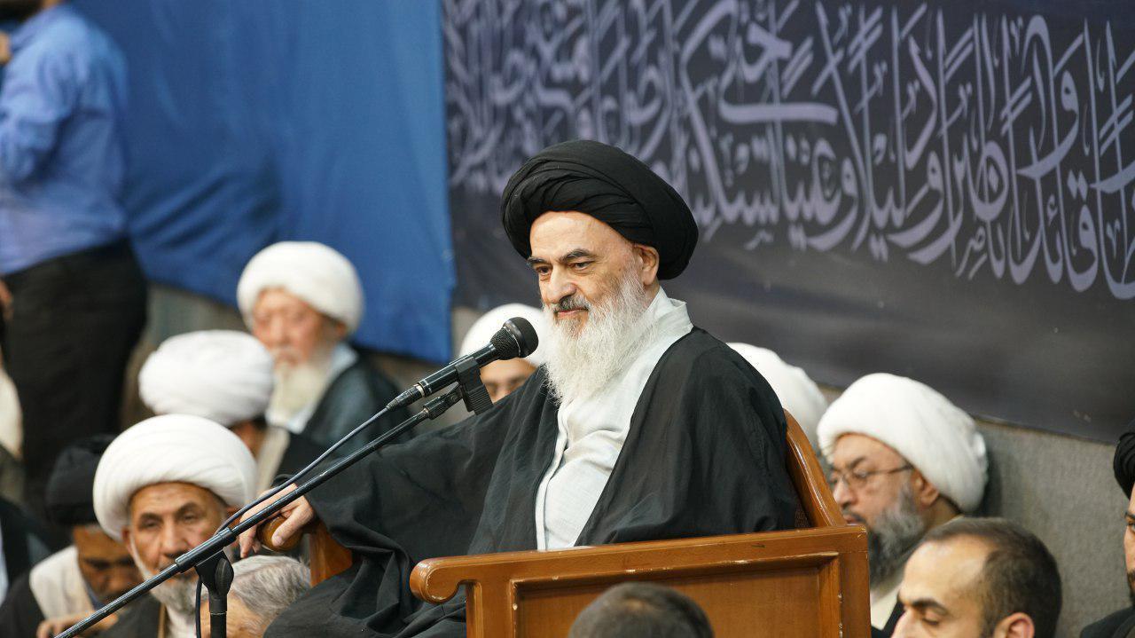 تصویر مرجعیت شیعه در گردهمایی بزرگ مبلغان: اقدامات ظالمانه در برخی کشورهای اسلامی ربطی به دین ندارد