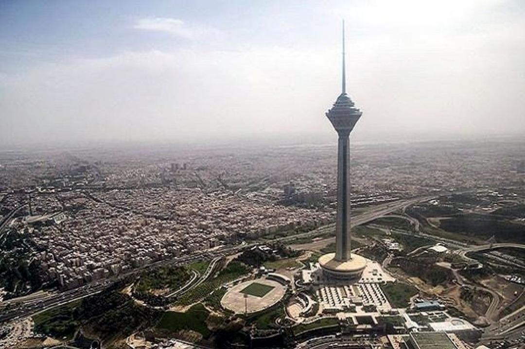 تصویر نبود رنگ و بوی رمضانی در تهران پایتخت ایران