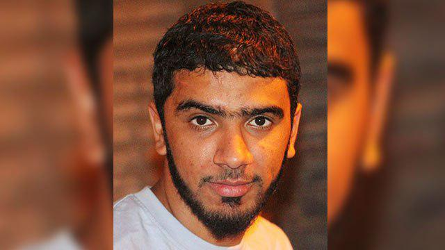 تصویر تایید حکم اعدام یک جوان شیعه در بحرین