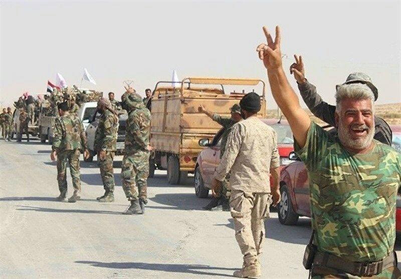 تصویر عملیات گسترده نیروهای عراقی در صلاح الدین؛ انهدام چندین اقامتگاه داعش