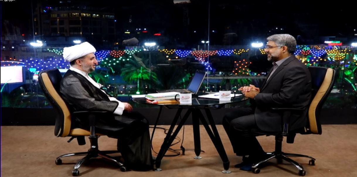 تصویر سری جدید برنامه زنده سرزمین عشق با موضوع سنت شکنان از تلویزیون فارسی امام حسین علیه السلام