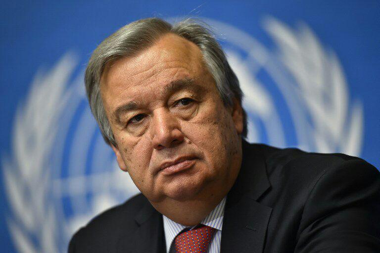 تصویر هشدار دبیر کل سازمان ملل متحد نسبت به طولانی شدن جنگ در یمن/حمله به غیرنظامیان ادامه دارد
