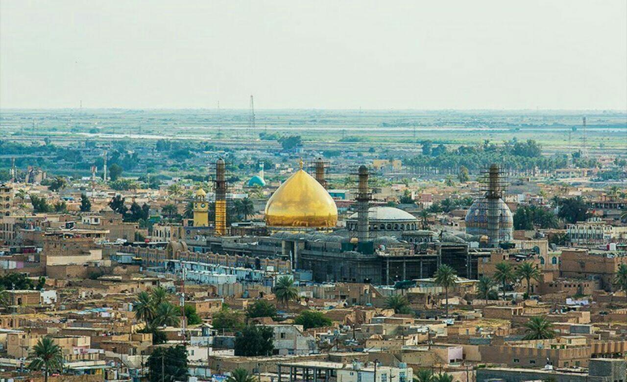 تصویر لغو مقررات منع آمد و شد در شهر سامراء پس از ۱۳ سال