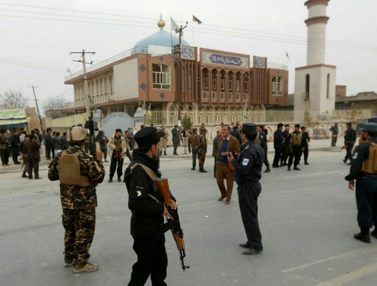 تصویر دستگیری طراح حملات تروریستی در پایتخت افغانستان