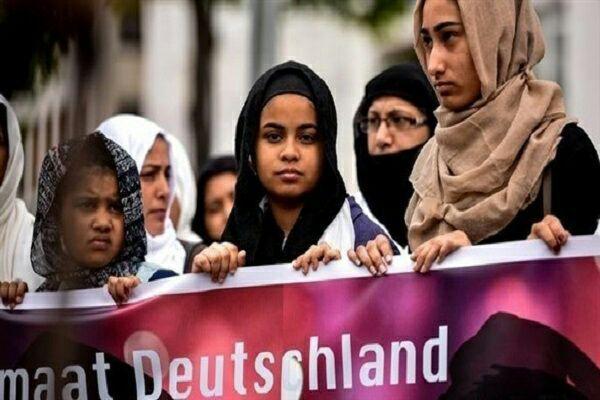 تصویر تشکیل کمیته مقابله با نژادپرستی علیه مسلمانان در آلمان