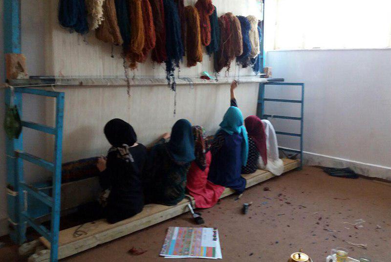 تصویر آغاز دوره های آموزشی تابستانه مخصوص ایتام در شهر کابل افغانستان