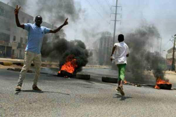 تصویر افزایش قربانیان مخالفان در سودان