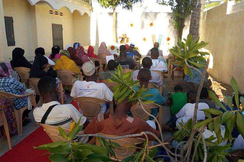 تصویر همایش «وطن از دیدگاه اهل بیت علیهم السلام» در ماداگاسکار