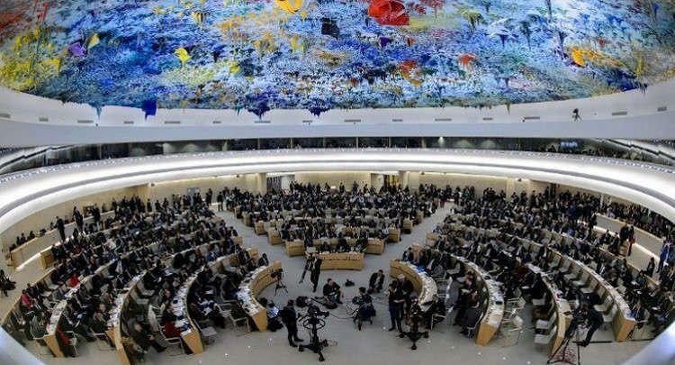 تصویر اعتراف سازمان ملل به شکست در حمایت از غیرنظامیان میانمار