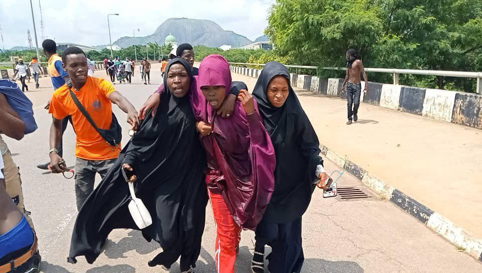 تصویر محکومیت سرکوب شیعیان در نیجریه از سوی سازمان جهانی دیدبان حقوق شیعیان