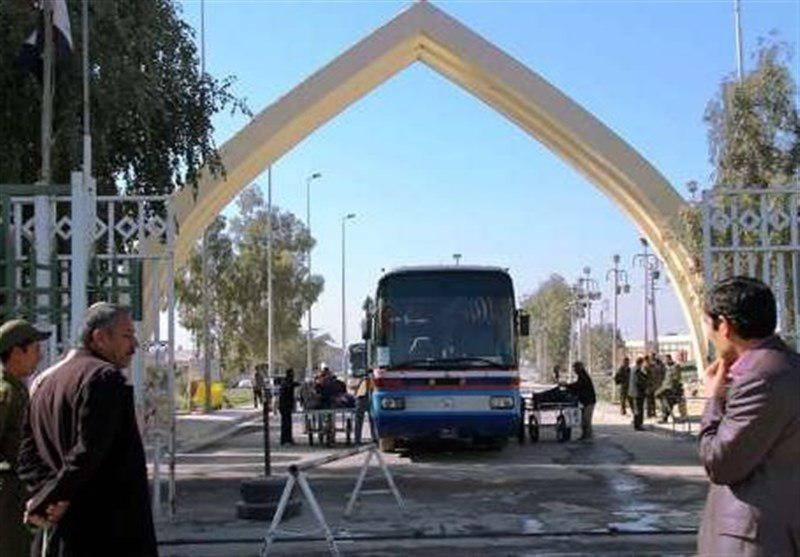 تصویر وعده بازگشایی مرز خسروی بین ایران و عراق برای زیارت میلیونی اربعین امسال