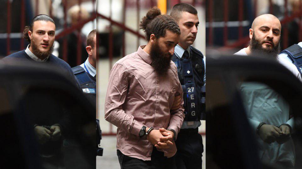 تصویر ۱۶تا ٢٢ سال حبس براى سنی های تندروی مهاجم به مسجد شیعیان در ملبورن