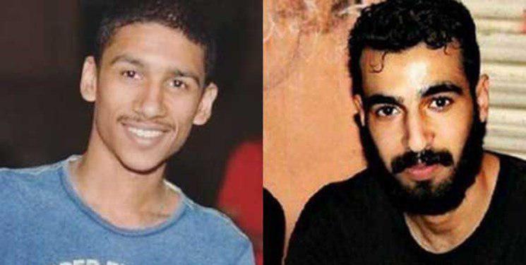 تصویر آل خلیفه دو جوان شیعه بحرینی را اعدام کرد
