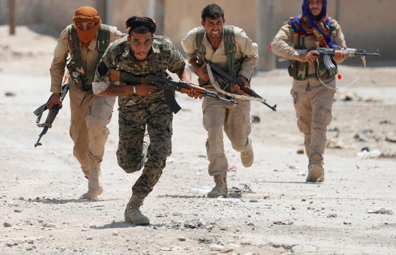 تصویر هشدار سازمان ملل نسبت به شکلگیری مجدد گروه تروریستی داعش