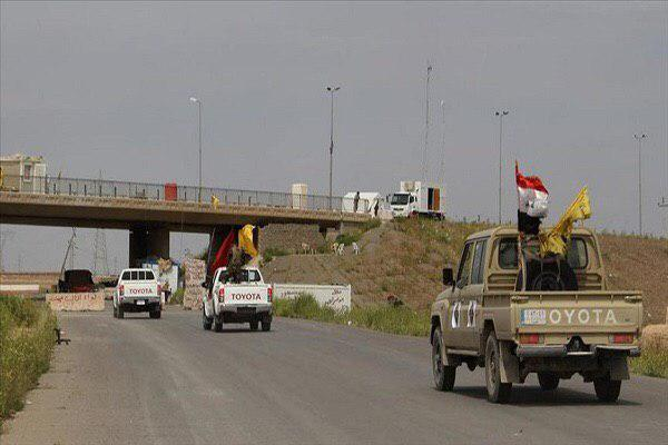 Photo of دفاتر الحشدالشعبی در عراق تعطیل شد