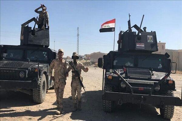 تصویر بازداشت یک سرکرده داعش در موصل