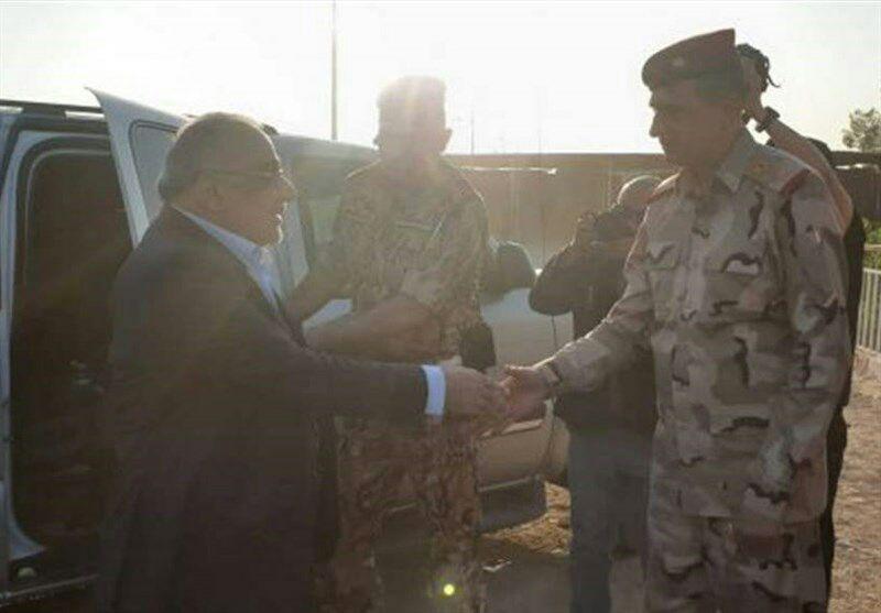 تصویر آغاز مرحله سوم عملیات «اراده پیروزی» در شرق عراق