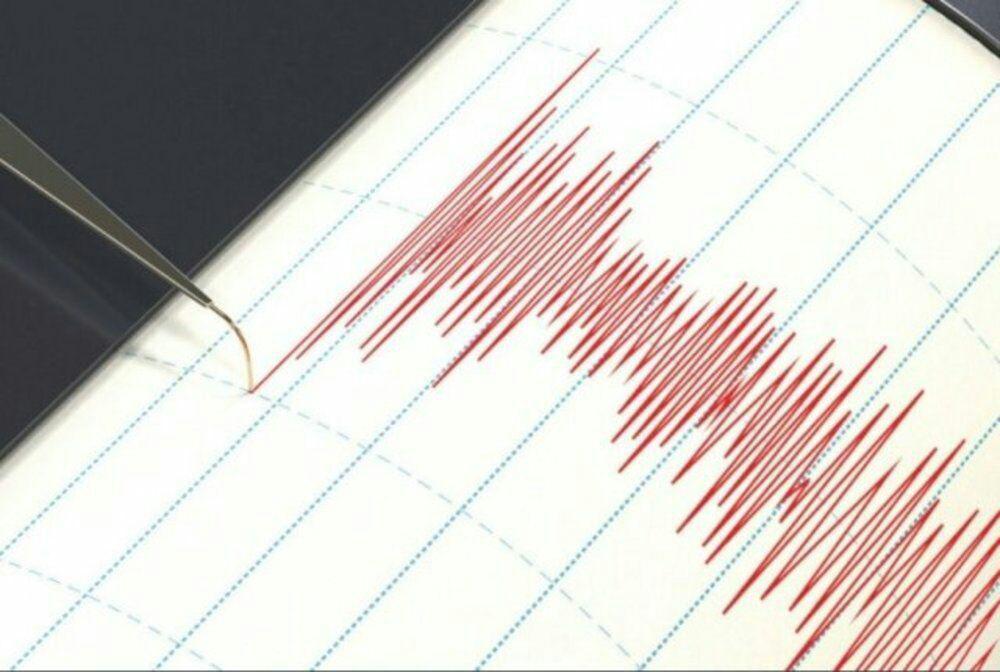 تصویر وقوع زلزله در افغانستان