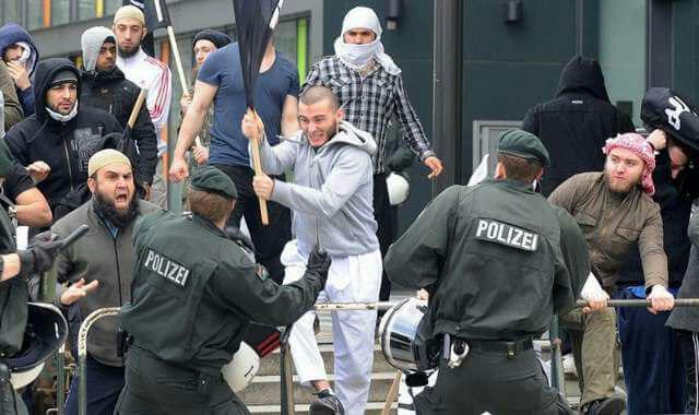 تصویر اختصاص ۶.۵ میلیون یورو برای پیشگیری از افراطگرایی در آلمان