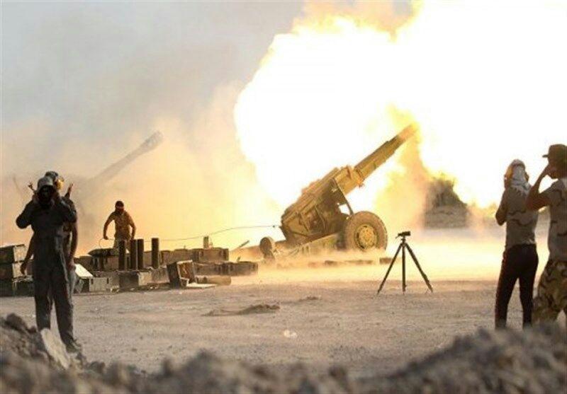 تصویر هلاکت یکی از سرکردههای ارشد داعش در الأنبار عراق