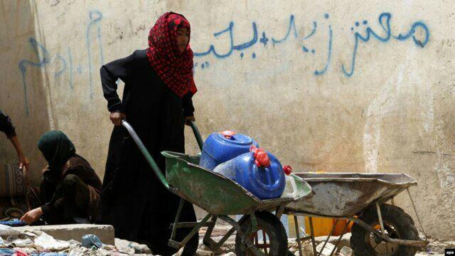 تصویر سازمان ملل درباره احتمال توقف برنامههای کمکرسانی به یمن هشدار داد