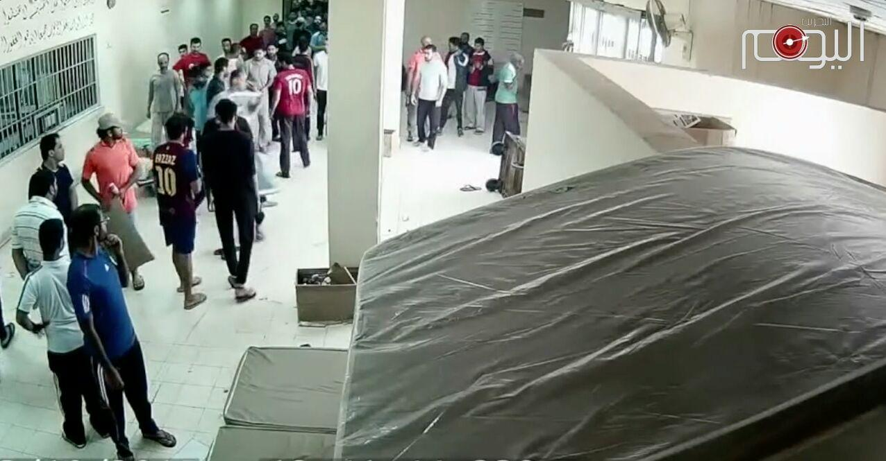 تصویر مجازات زندانیان بحرینی به دلیل بزرگداشت عید غدیر