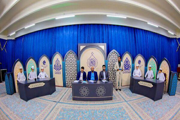 تصویر برپایی مسابقات تیمی قرآن ویژه نونهالان عراقی