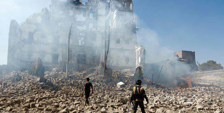 تصویر ۱۴۰ هزار غیر نظامی یمنی قربانی حملات ائتلاف سعودی
