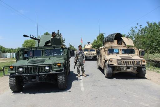 تصویر حمله سنی های تندروی طالبان به قندوز افغانستان