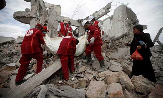 تصویر درخواست سازمان ملل برای تحقیق درباره حمله ائتلاف سعودی به استان ذمار یمن