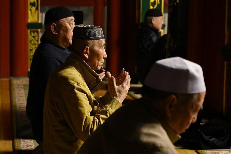 تصویر چین ۴۰ میلیون دلار وام بانک جهانی را صرف سرکوب مسلمانان کرده است