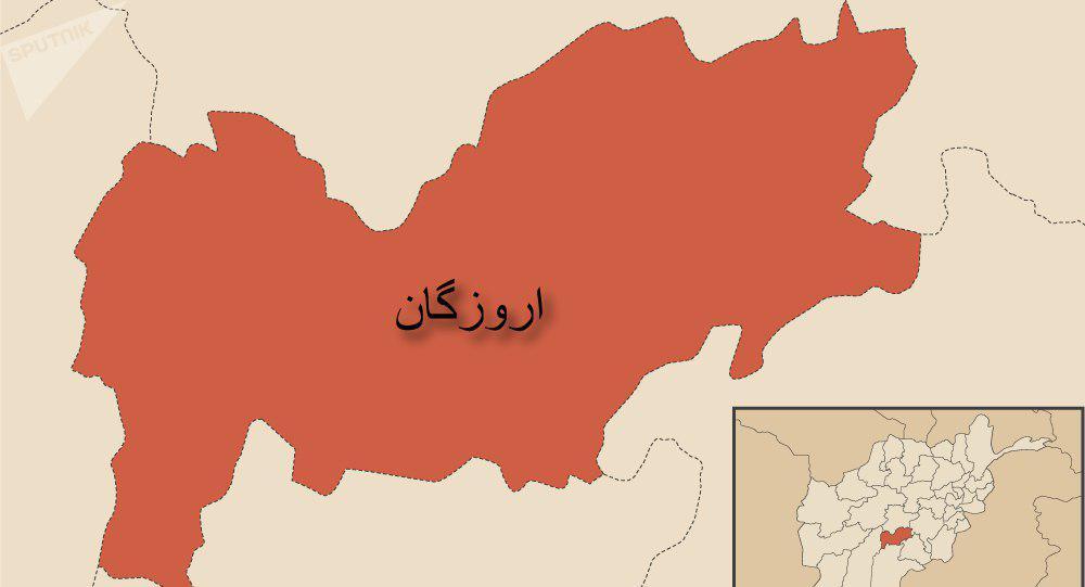 تصویر حمله سنی های تندوری طالبان به ارزگان افغانستان
