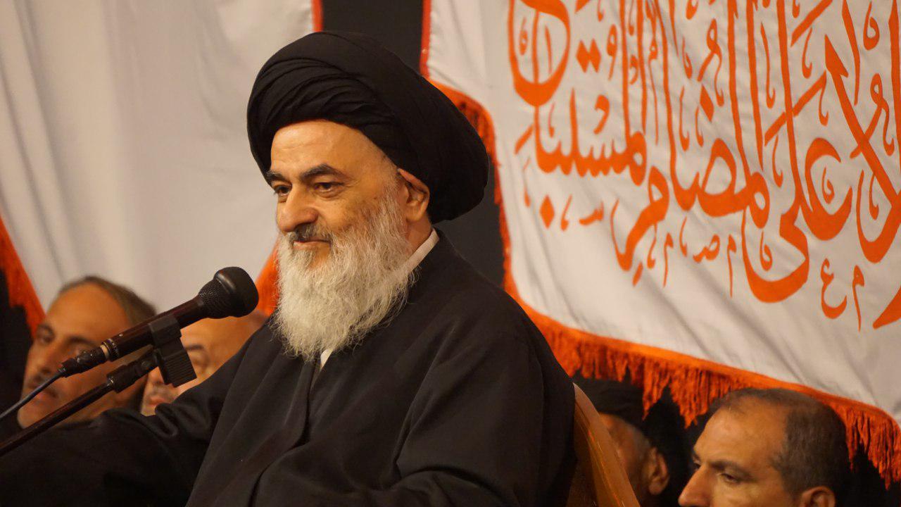 تصویر مرجعیت شیعه: در راه اعتلای شعائر حسینی از هیچ تلاشی فروگذار نکنید