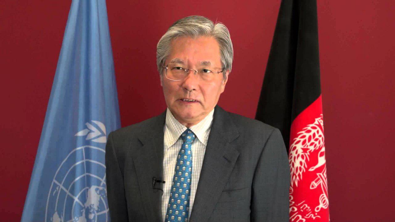 تصویر سازمان ملل: از مذاکرات در افغانستان حمایت میکنیم؛ تلاشها باید با کاهش خشونت همراه باشد