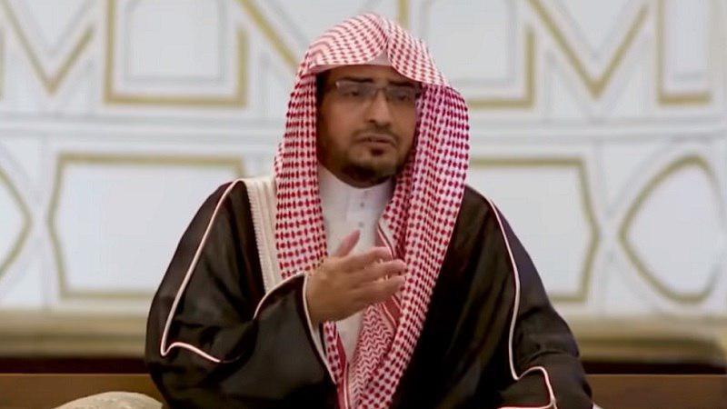 تصویر اعتراف امام جماعت  مسجد قبا به ملعون بودن قتله امام حسین علیه السلام