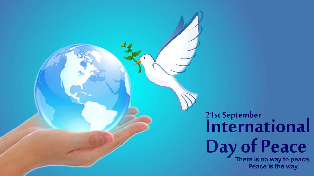تصویر مسلمان آزاده: جامعه جهانی امروزه بیش از هر زمان به صلح نیازمند است